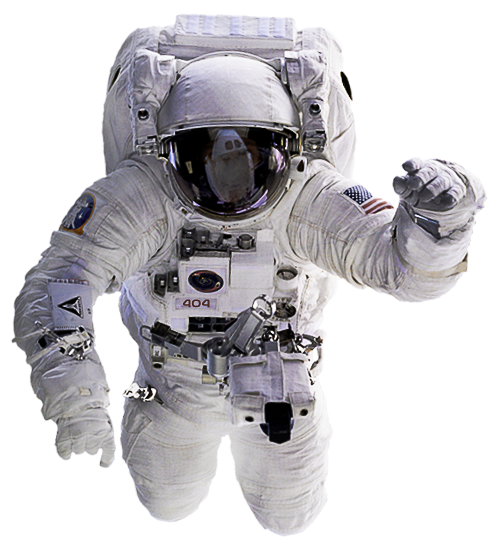 Spaceman PNG HD - 142549