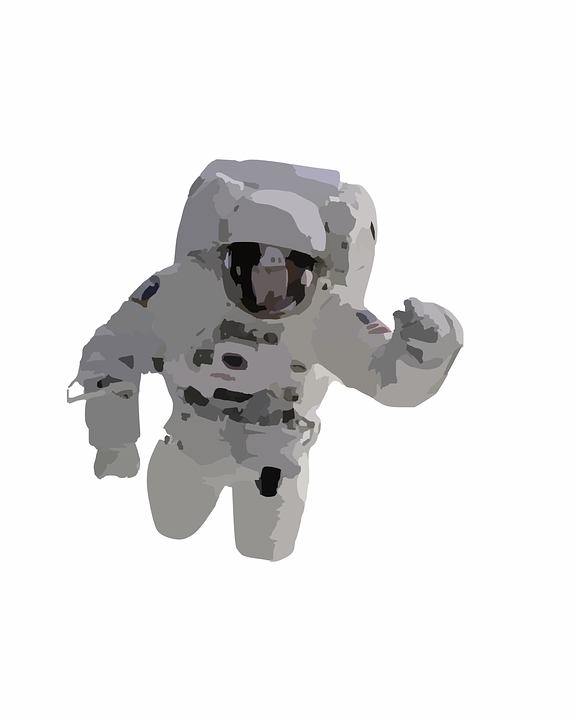 Spaceman PNG HD - 142552