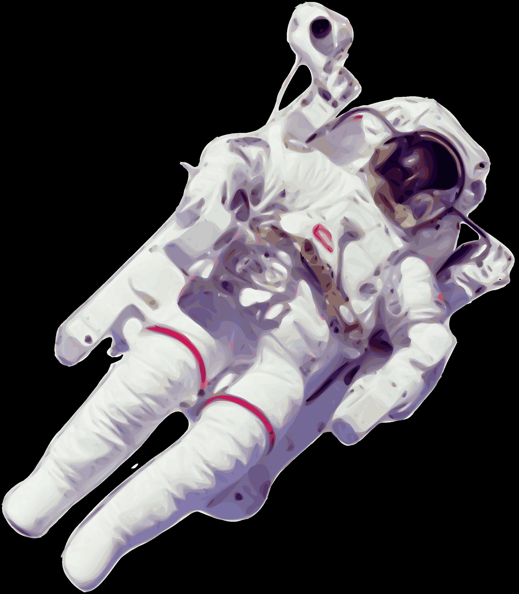Spaceman PNG HD - 142553
