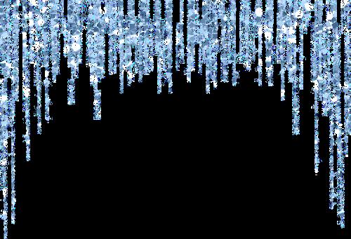 Glitter Clipart Blue Sparkles #3 - Sparkle PNG HD