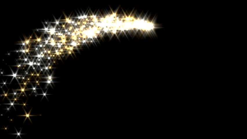 Magic Sparkles Fairy Dust Wand Particle Trail Gold Silver Arc Transition  Stock Footage Video 9195923 | Shutterstock - Sparkle PNG HD