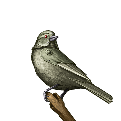 Sparrow PNG - 2981