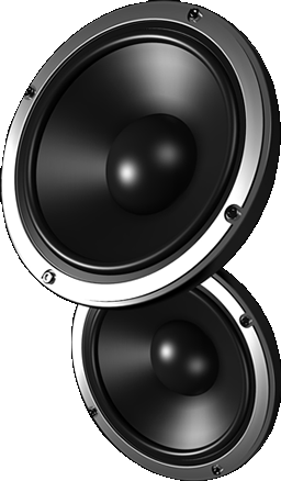Speaker HD PNG - 94015