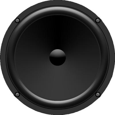 Speaker HD PNG - 94017