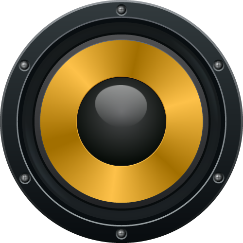 Audio speaker PNG - Speaker HD PNG