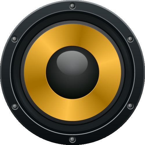 Speaker HD PNG - 94010