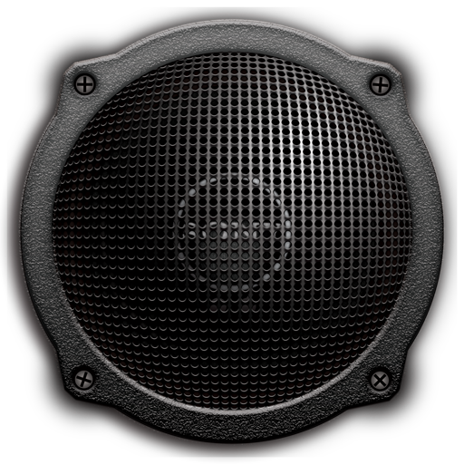 GFX9.COM share Sony stereo speaker icon png, you can download now. - Speaker HD PNG