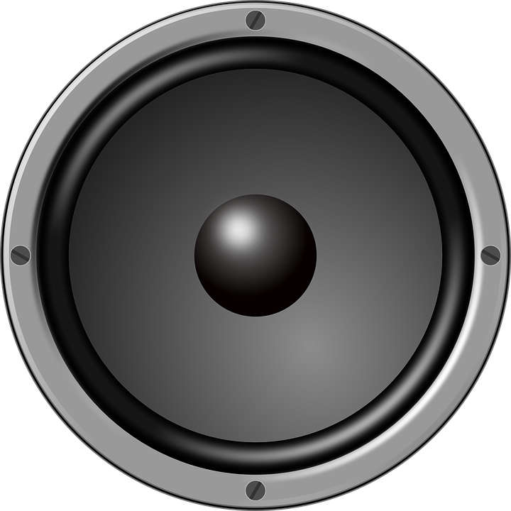 Loudspeaker Music Sound Speaker Loudness Volume