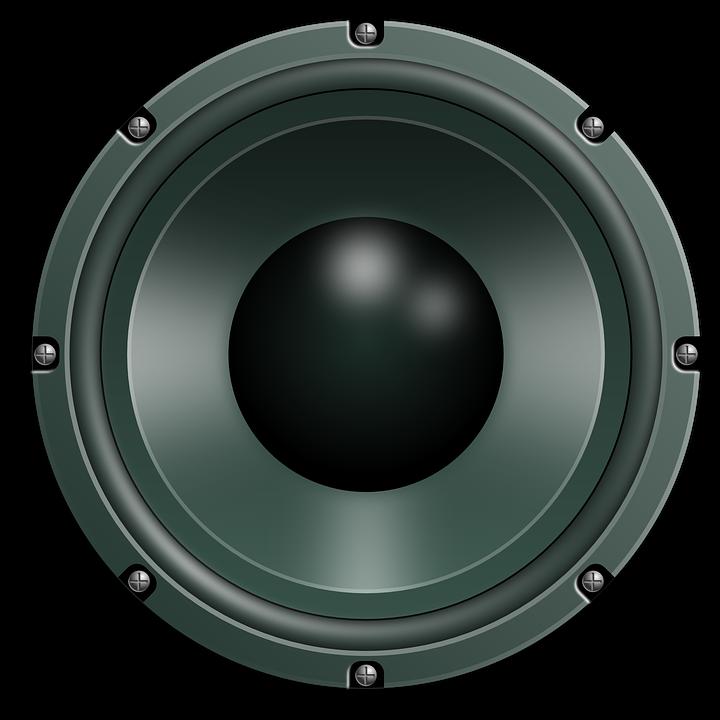 Speaker HD PNG - 94014