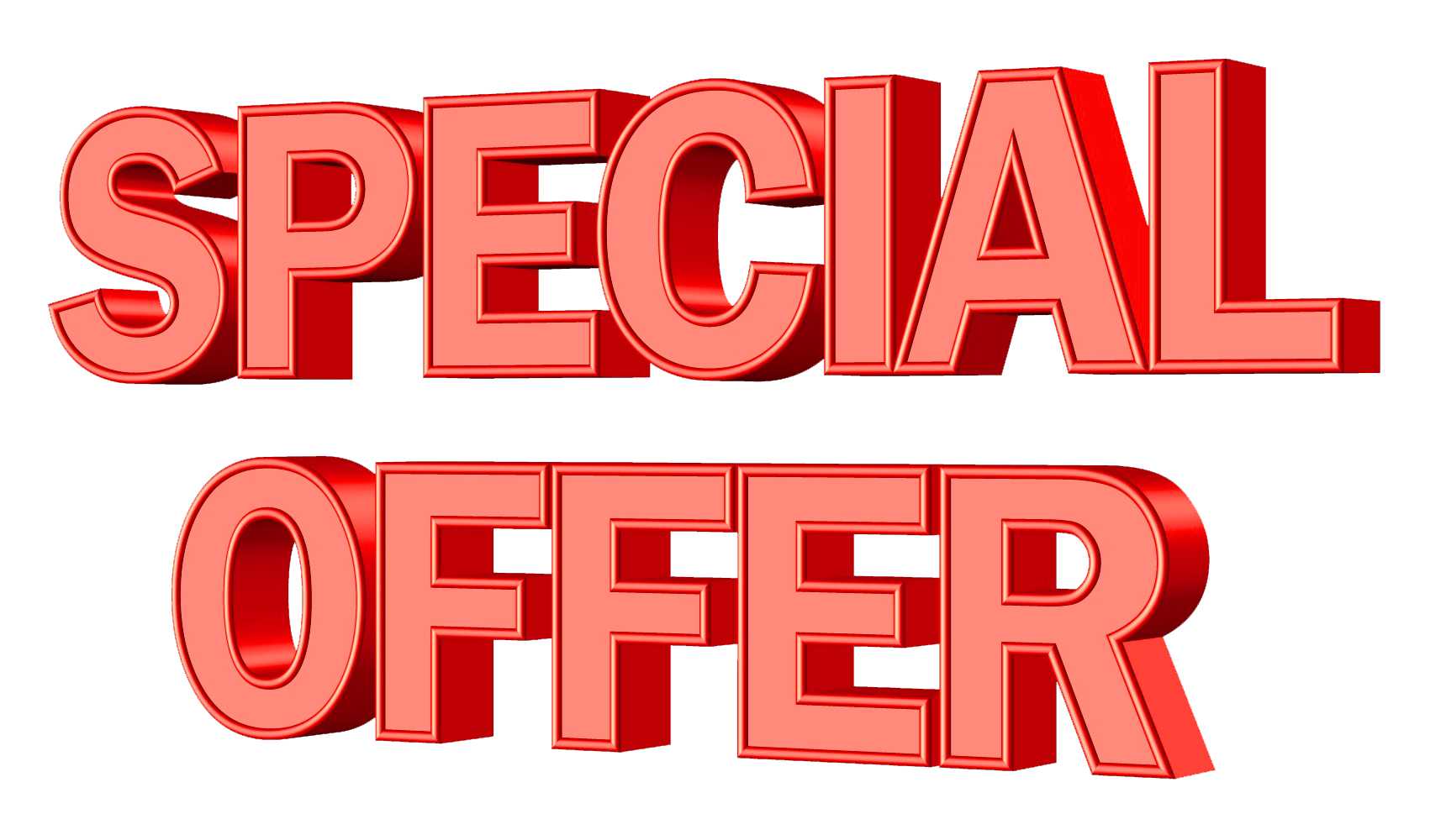 Special Offer PNG - 8460