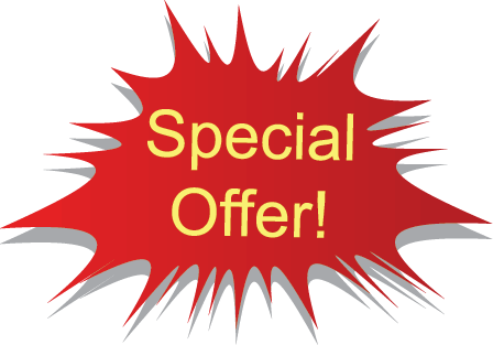 Special Offer PNG - 8471