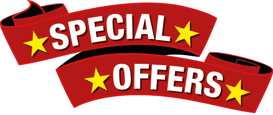 Special Offer PNG - 8453