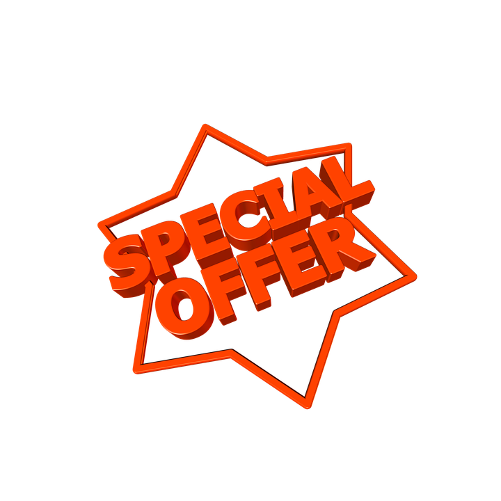 Bargain Action Up-to-date Offer Announcement - Special Offer PNG HD