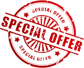 Sign Me Up For News And Special Offers - Special Offer PNG HD
