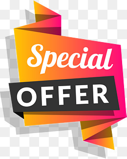 Special Offer PNG - 173609