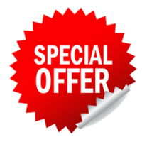 Special Offer PNG - 8455