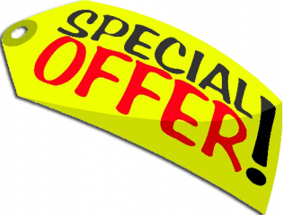 Special Offer PNG - 8457