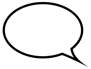 Speech Bubble Download Png PNG Image - Speech Bubble PNG HD
