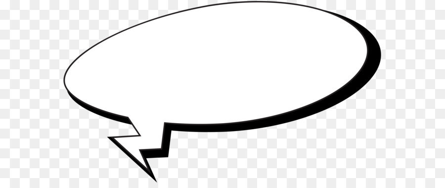 Speech balloon Comics Text - Comics Speech Bubble PNG Clip Art Image - Speech Bubble PNG