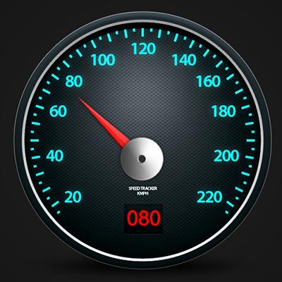Speedometer HD PNG-PlusPNG.com-400 - Speedometer HD PNG