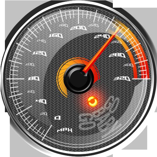Speedometer HD PNG-PlusPNG.com-512 - Speedometer HD PNG