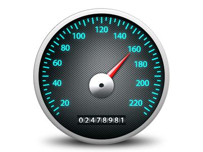 Speedometer - Speedometer HD PNG