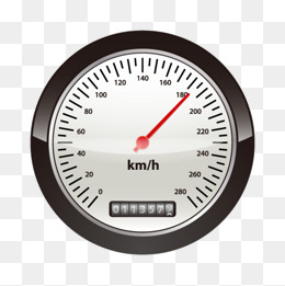 Vector HD Car speed dial creatives, HD Speedometer, Vector Speedometer, Car  Speed PNG - Speedometer HD PNG