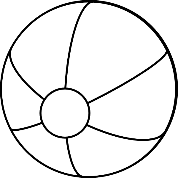 Sphere PNG Black And White - 86430
