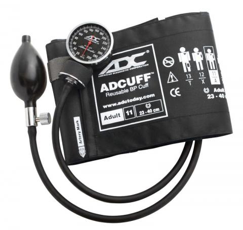 ADC 720 Diagnostix Pocket Aneroid Sphygmomanometer - Sphygmomanometer PNG