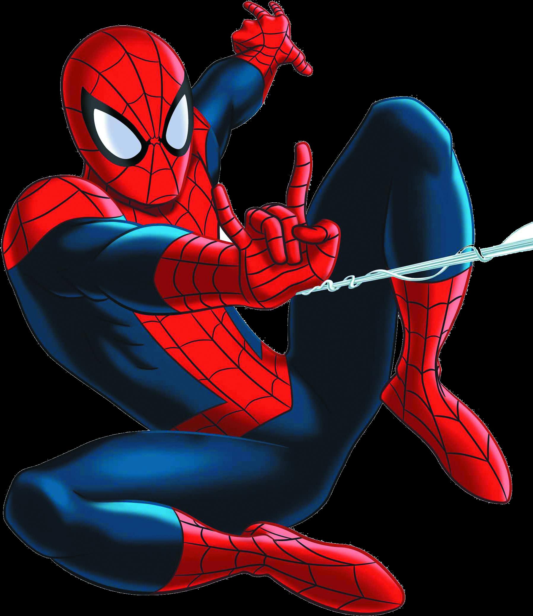 Spider-Man PNG - Spider-Man PNG