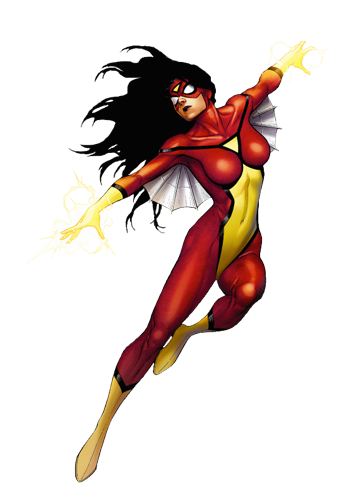 Spider Woman PNG - 26350