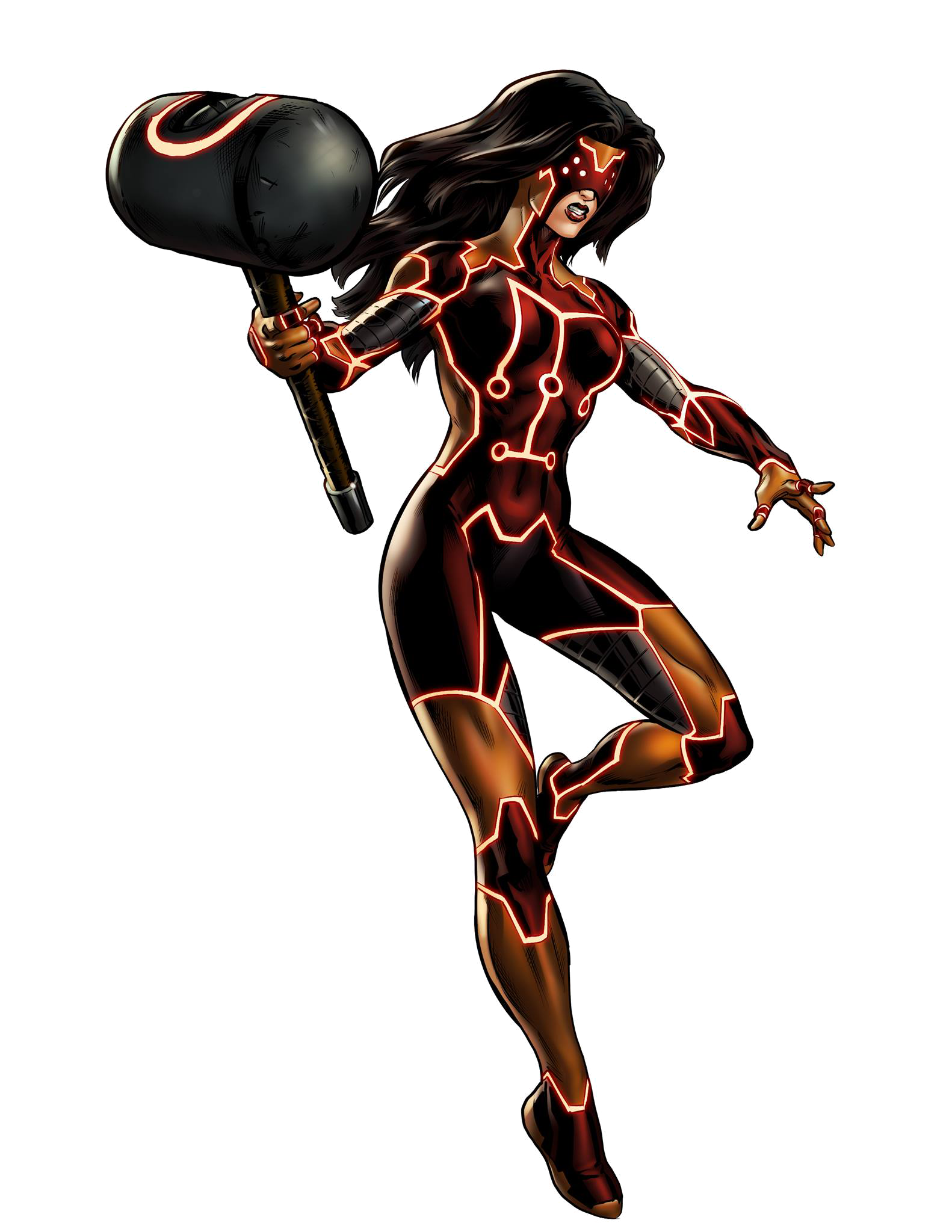 Spider Woman PNG - 26355