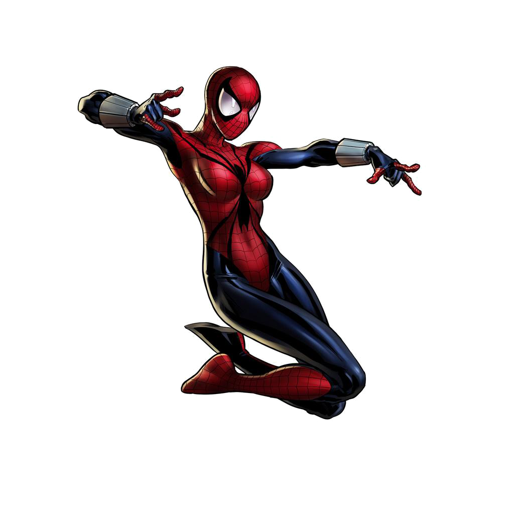 Spider Woman PNG - 26349