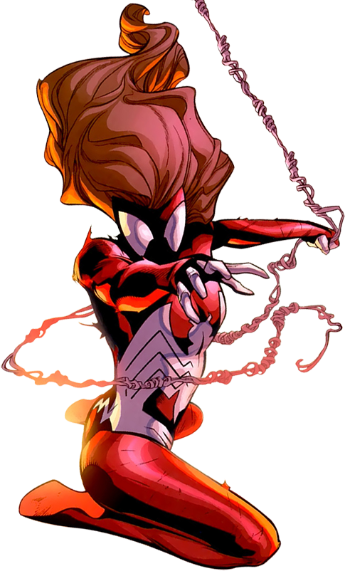 Spider Woman PNG - 26364