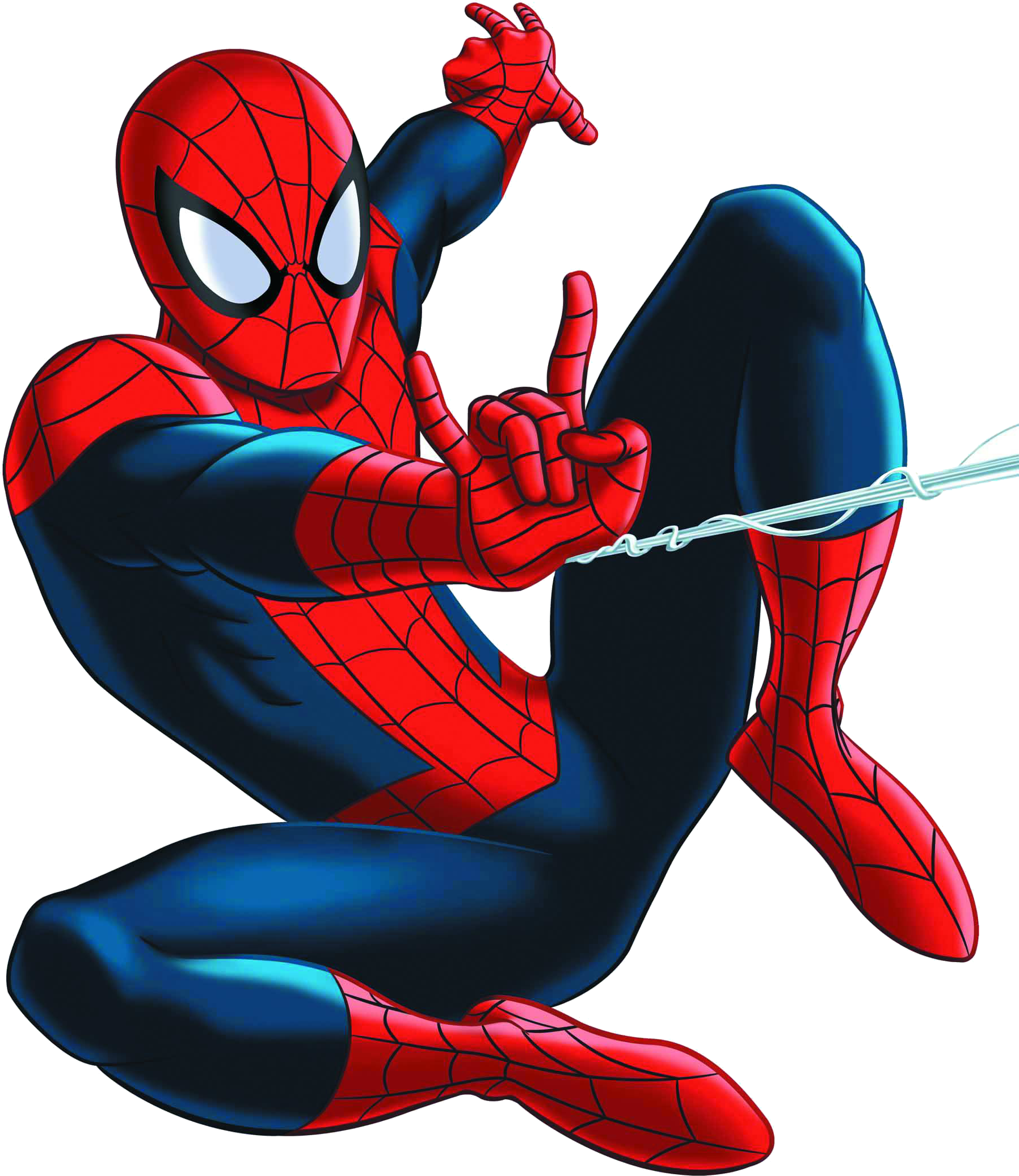Spiderman HD PNG - 96422