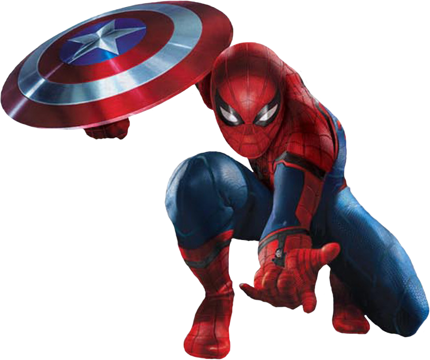 Spiderman HD PNG - 96431