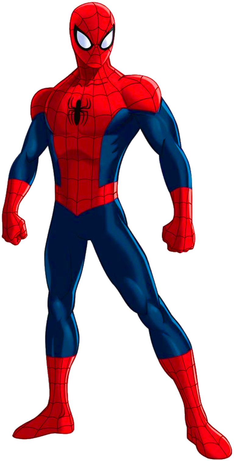 Spiderman HD PNG - 96426