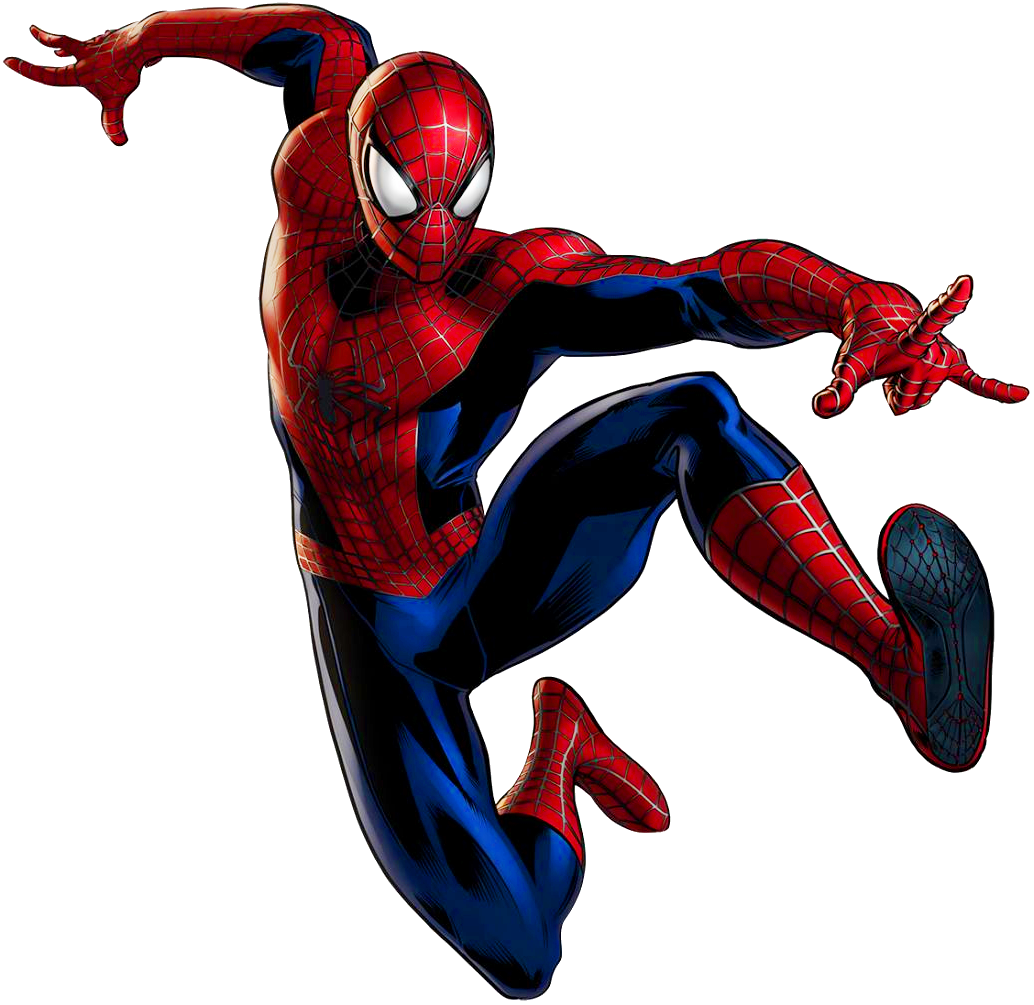 Spiderman HD PNG - 96432