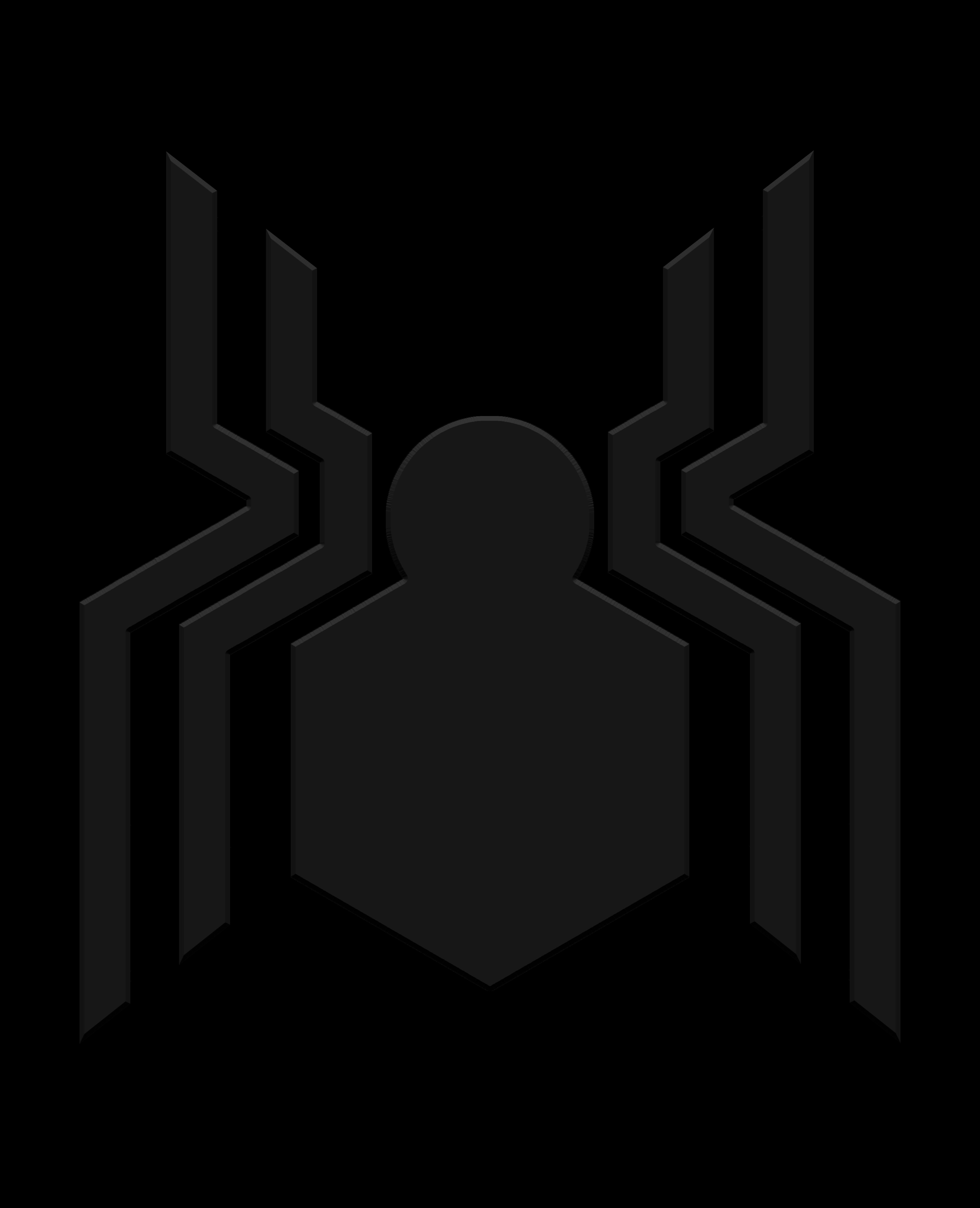 Balsavor 57 4 Spider-Man logo - Captain Armerica: Civil War by  ultimate-savage - Spiderman Logo PNG