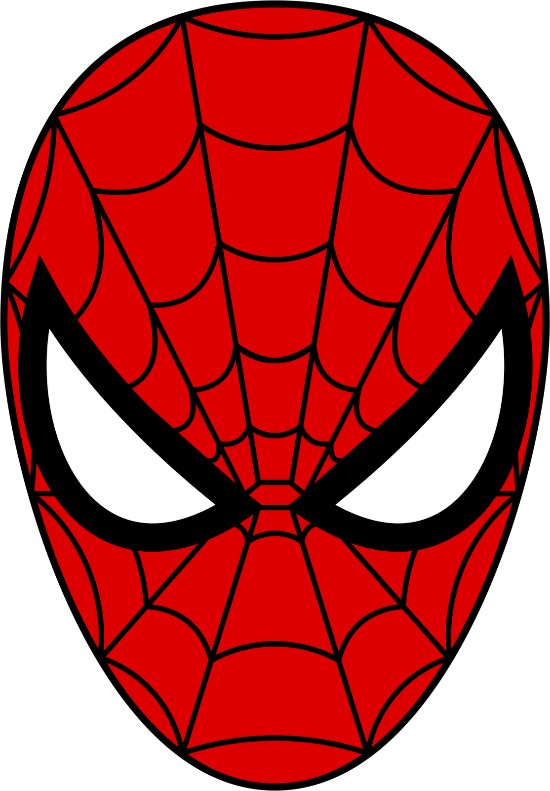 Spiderman Logo PNG Transparent