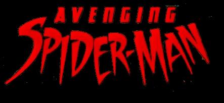 File:Avenging Spider-Man logo.png - Spiderman Logo PNG