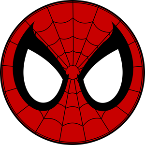 Pin Spider Man Clipart Spiderman Logo 4