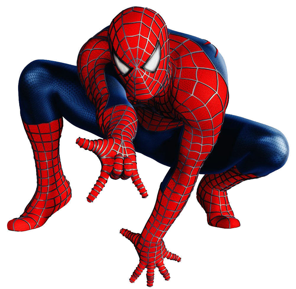 Spiderman PNG-PlusPNG.com-1001 - Spiderman PNG