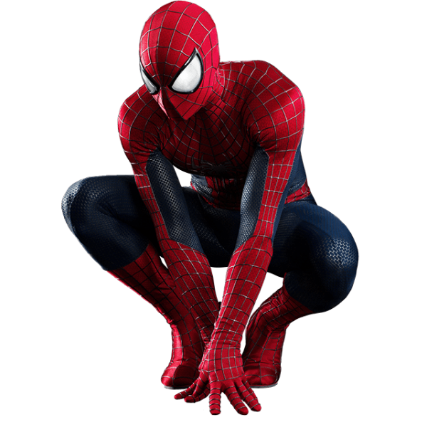 Amazing-spiderman.png - Spiderman PNG