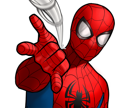 Peter Parker (Earth-TRN562).png - Spiderman PNG