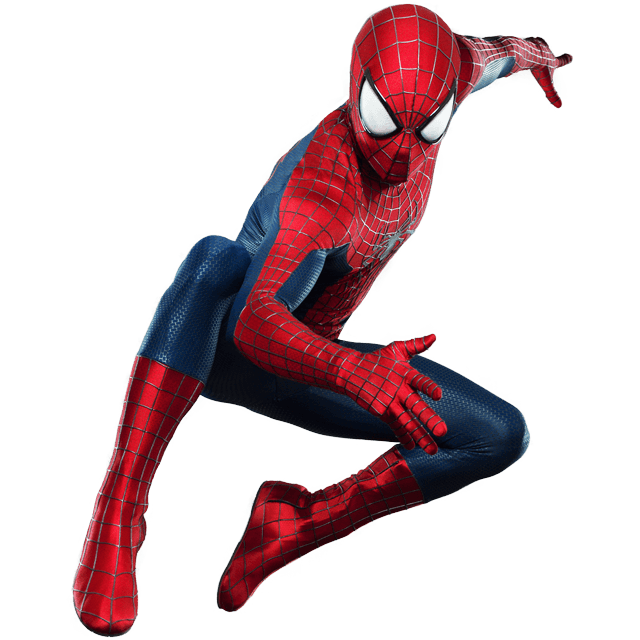 Spider-Man.png - Spiderman PNG