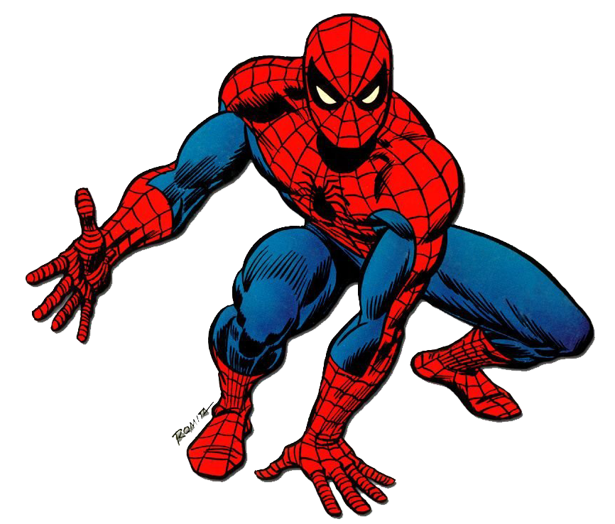 Spiderman PNG - 12214