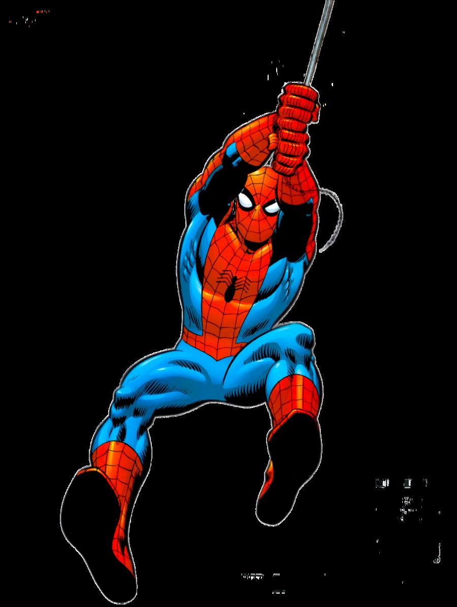 Spider-Man Transparent Background - Spiderman PNG