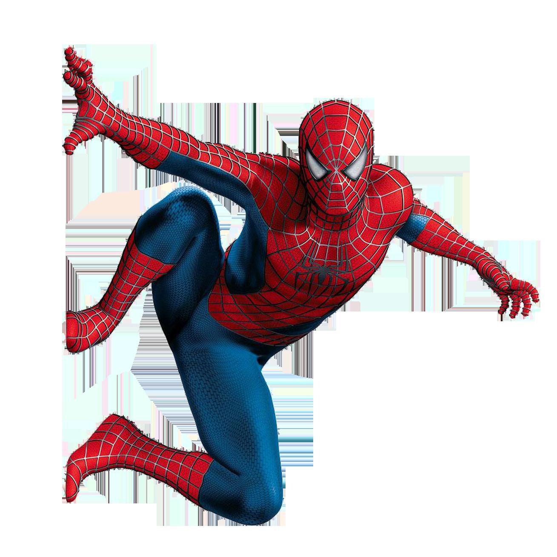 Spider-Man Transparent PNG