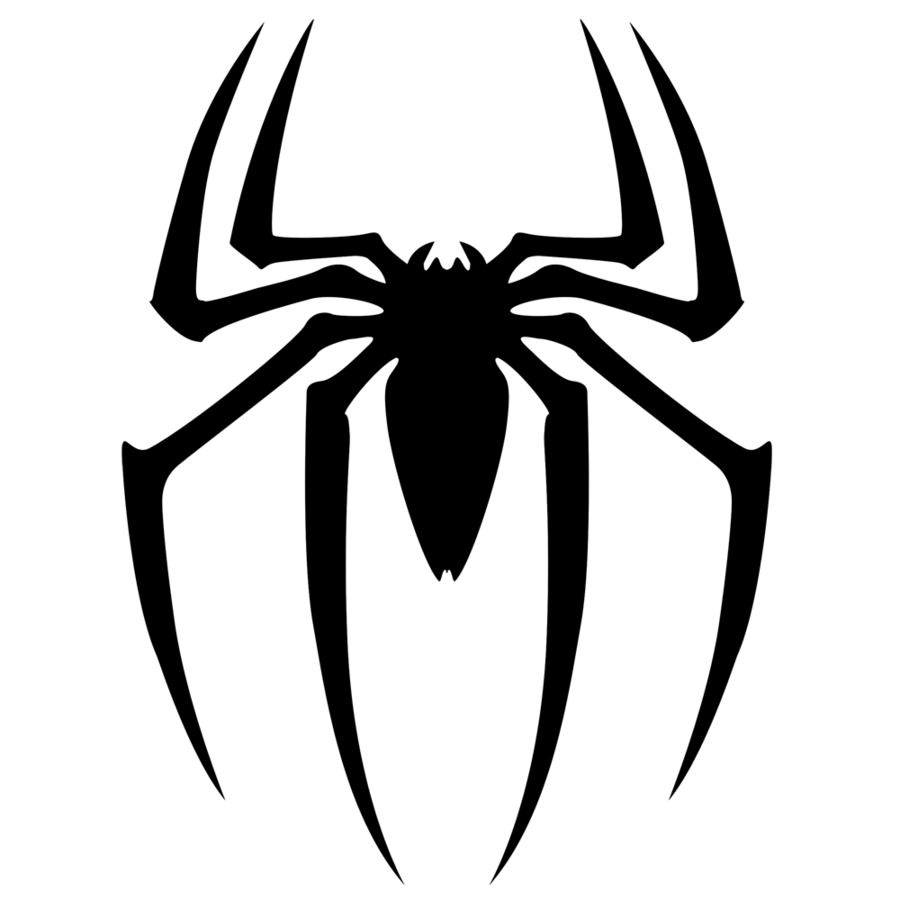 Spiderman Spider Clipart - Spiderman PNG